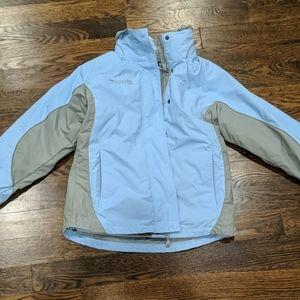 Columbia Ski Coat Size Medium